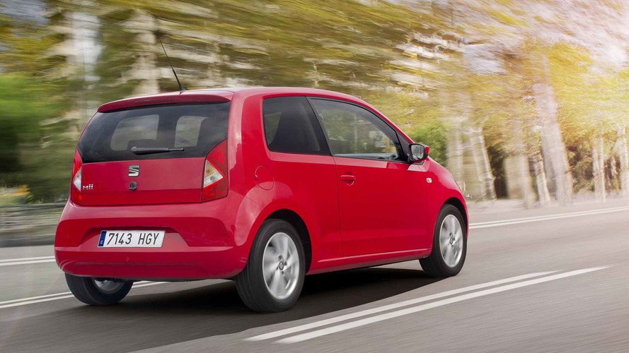 2017 Seat Mii Review