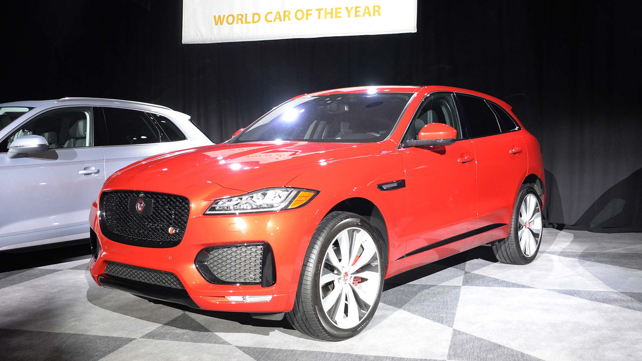 World Car of the Year 2017