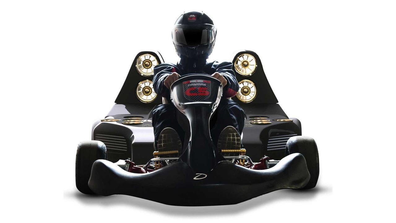 Daymak C5 Blast elektrikli go-kart