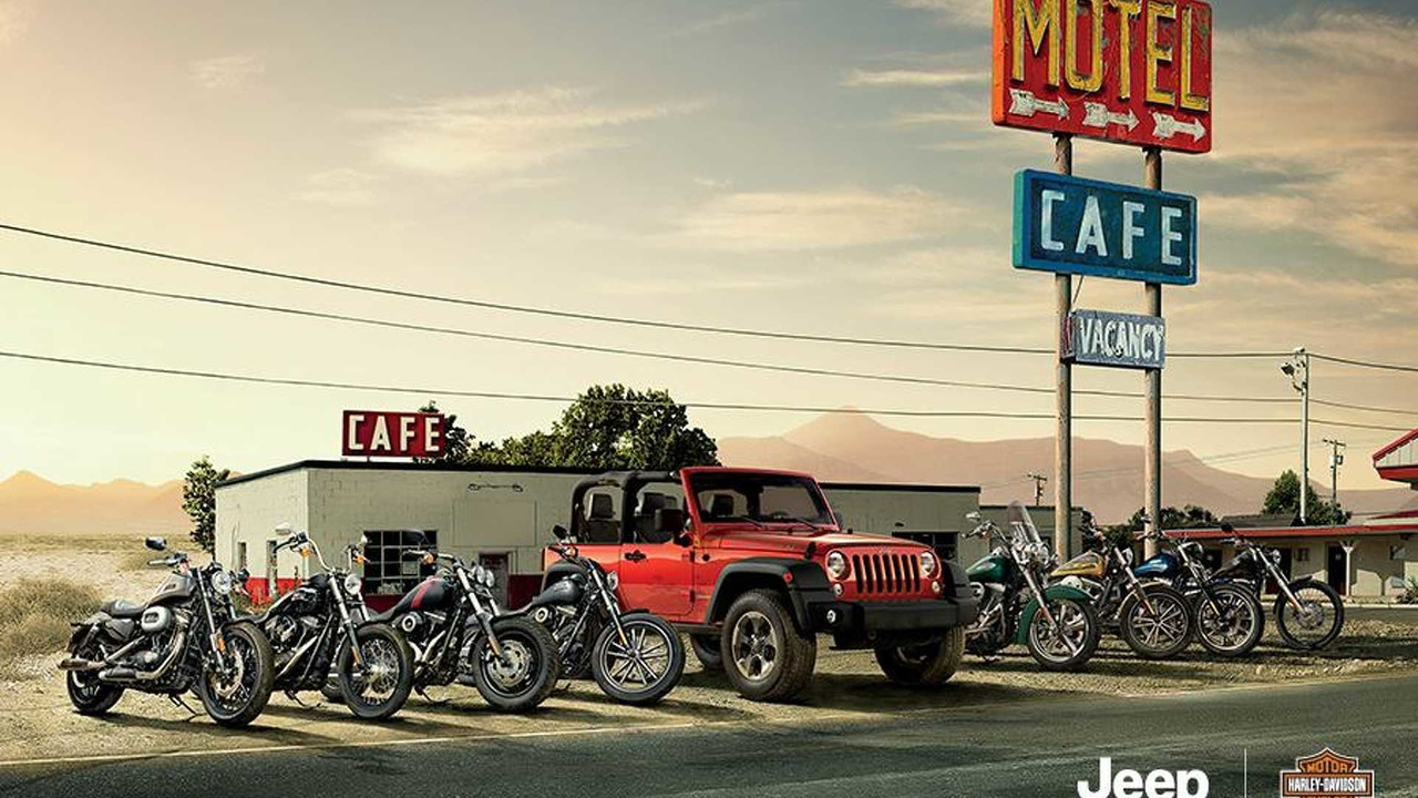 Harley-Davidson Jeep