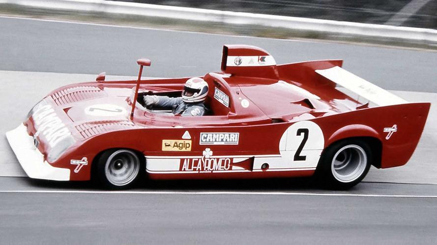 VIDÉO - Découvrez le son de l'Alfa Romeo 33 TT12 à Donington