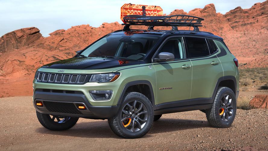 """Galeria - 7 conceitos """"da pesada"""" que a Jeep preparou para o Easter Safari"""