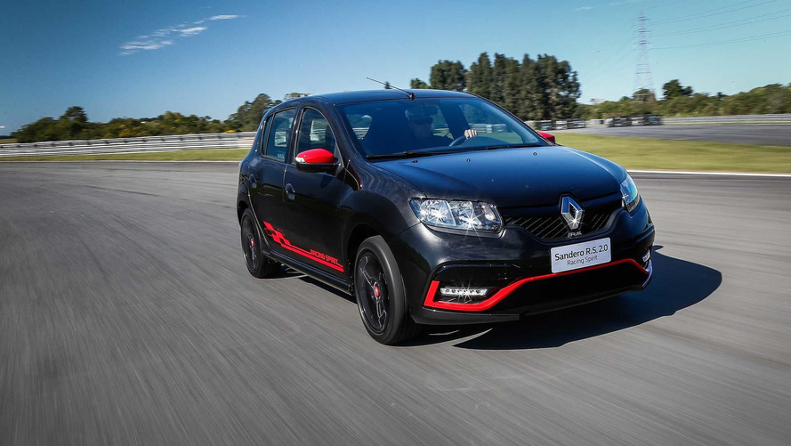 Renault Sandero RS Gets Racing Spirit Version With Extra Goodies