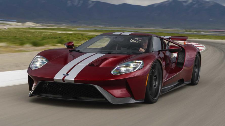 Ford, GT süper otomobilinin üretimini artırıyor