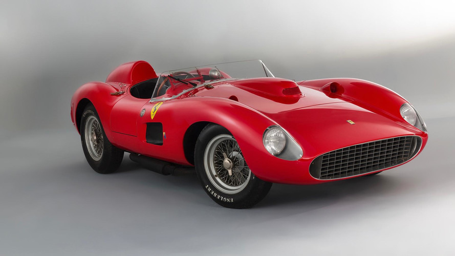 Most Expensive Ferraris Sold At Auction