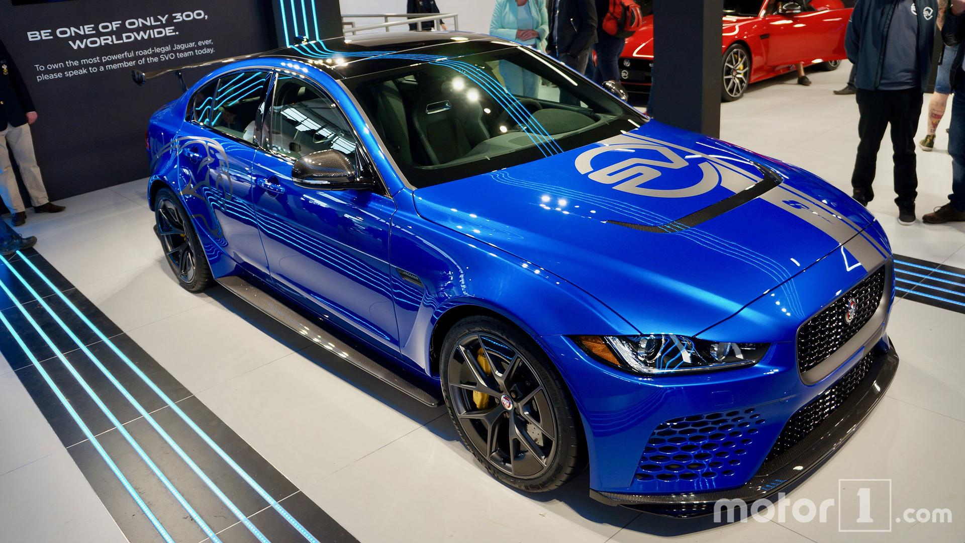 19 Project8 XE SV