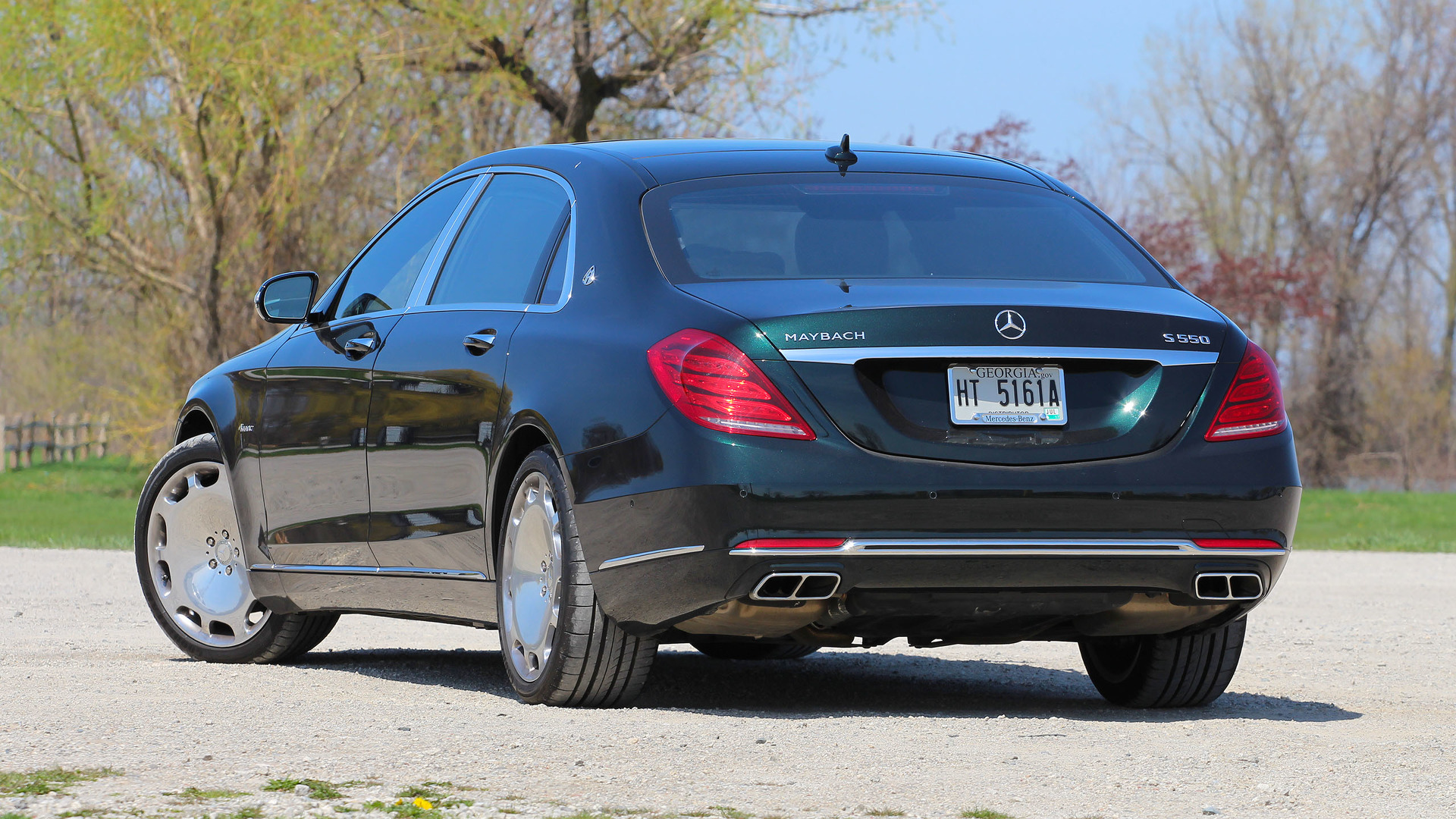 2017 Mercedes Maybach S550 Review Less Is More