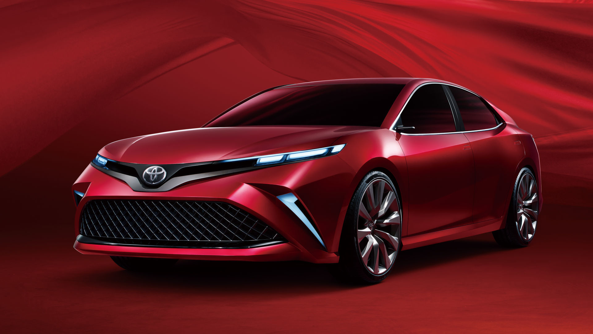 Toyota Fun Sedan Concept Revealed Could Be China S Camry