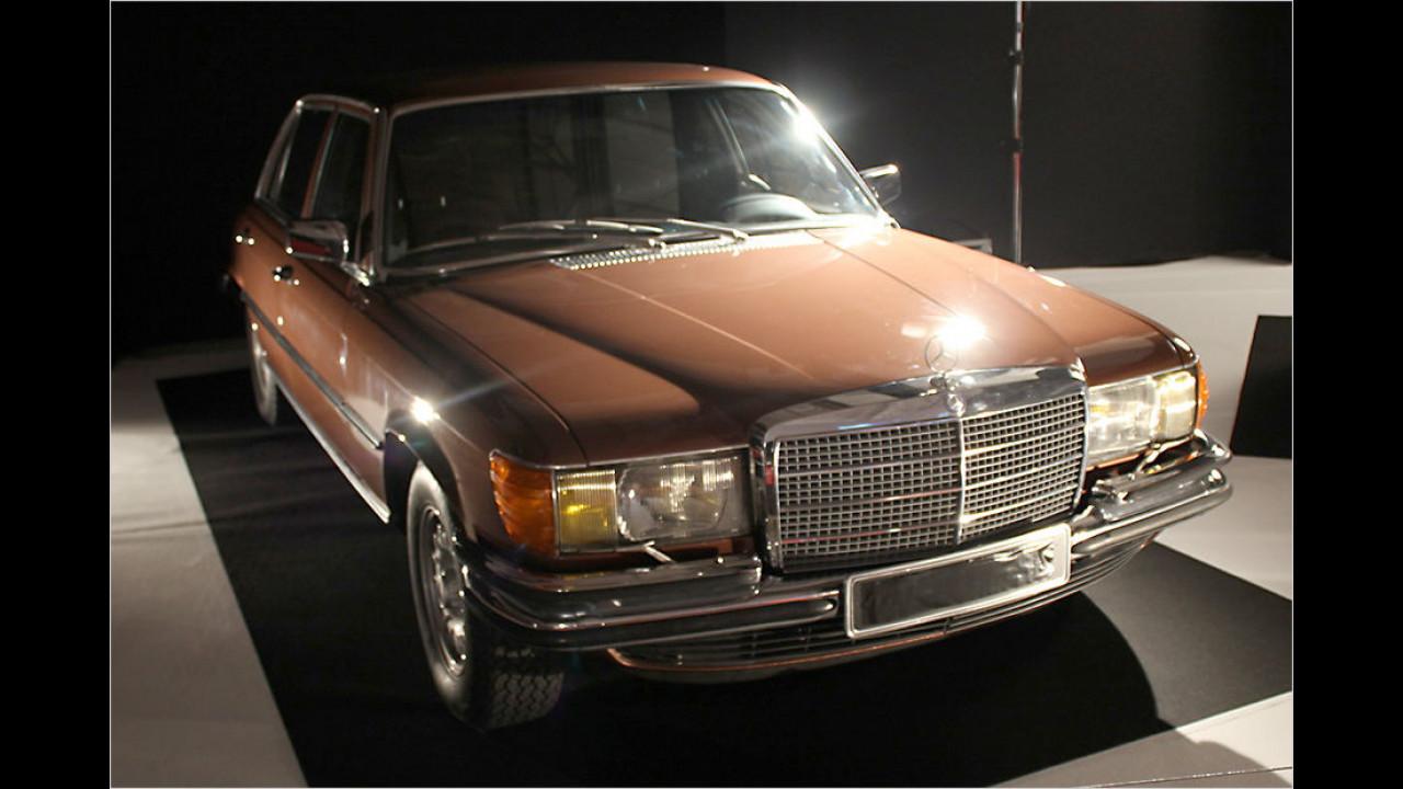 Mercedes 450 SEL 6.9: Ronin (1998)