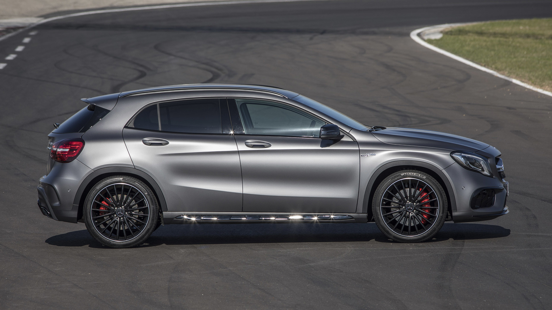 2018 Mercedes Amg Gla45 First Drive When Luxury Car Meets Hot Hatch