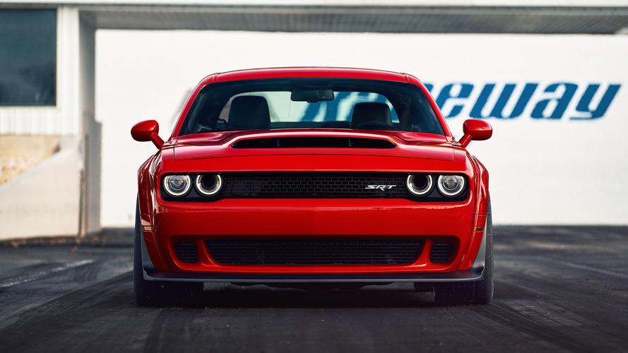 Dodge Challenger Demon Already On Ebay For 250k