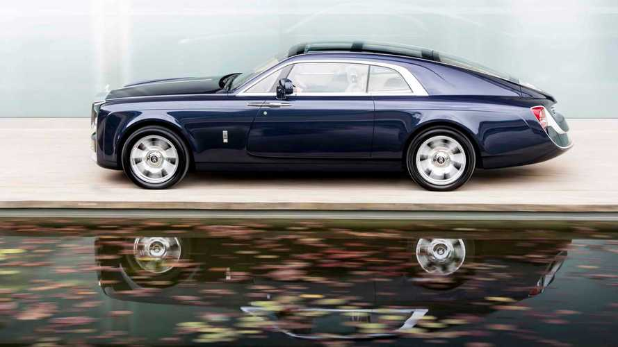 Rolls-Royce Sweptail to make another public appearance