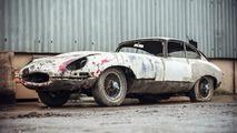 Hurda Jaguar E Type Açık Arttırma