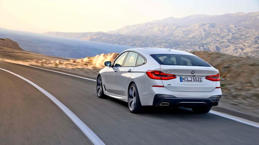 Toutes les photos et vidéos de la BMW Série 6 GT