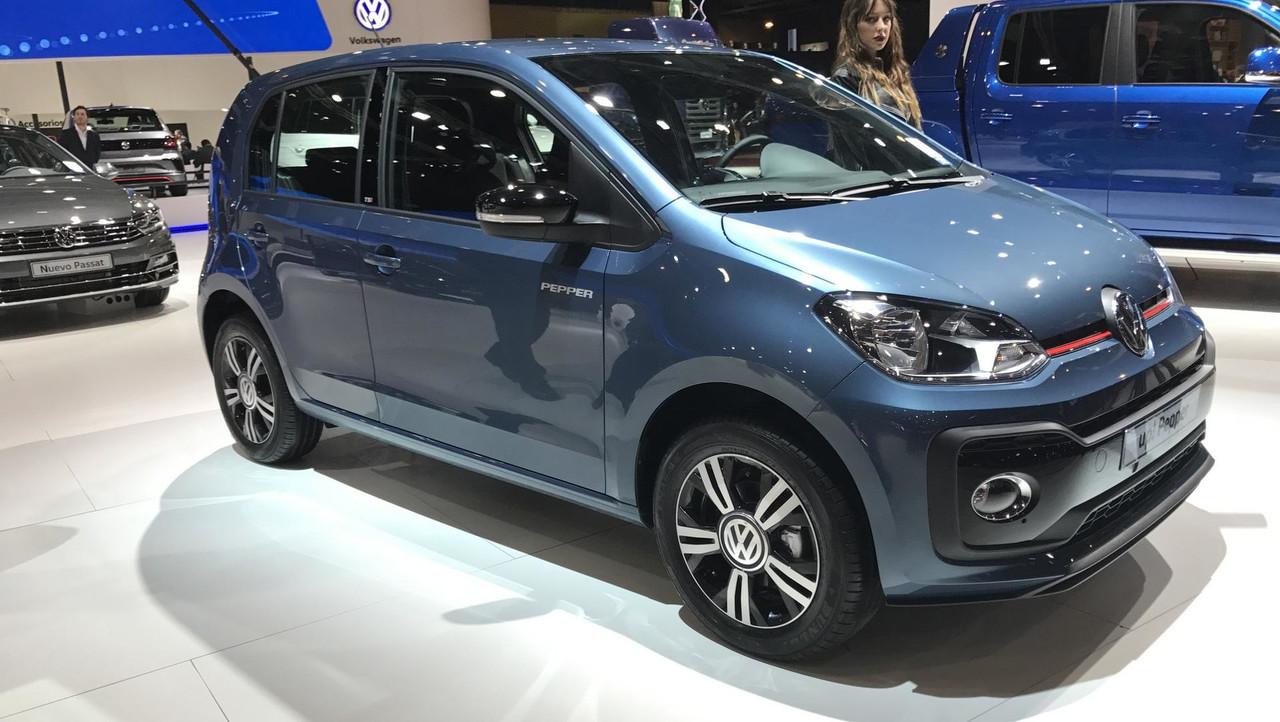 Volkswagen up! TSI Pepper (Argentina)