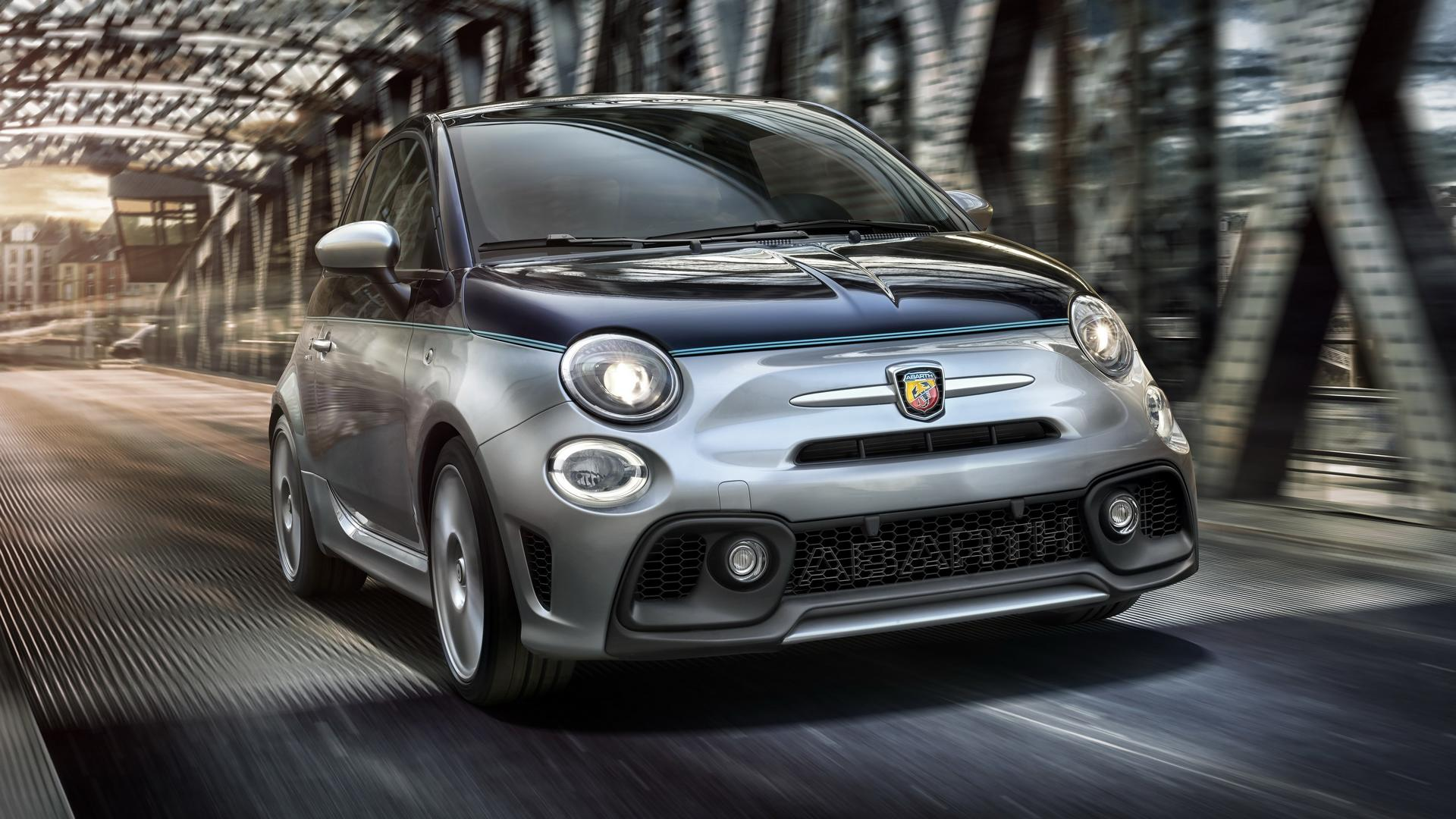 Abarth 695 Rivale Adds A Dash Of Elegance To 180 Hp Pocket Rocket