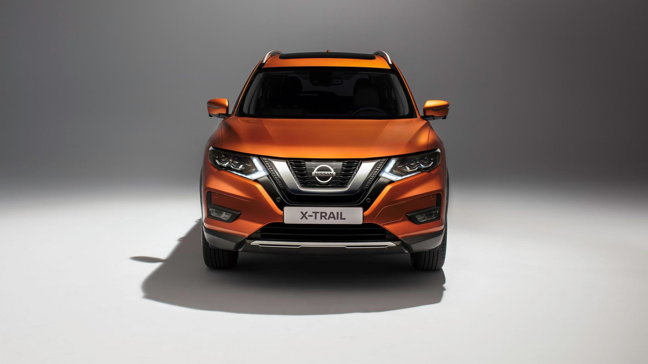 Nissan X-Trail facelift