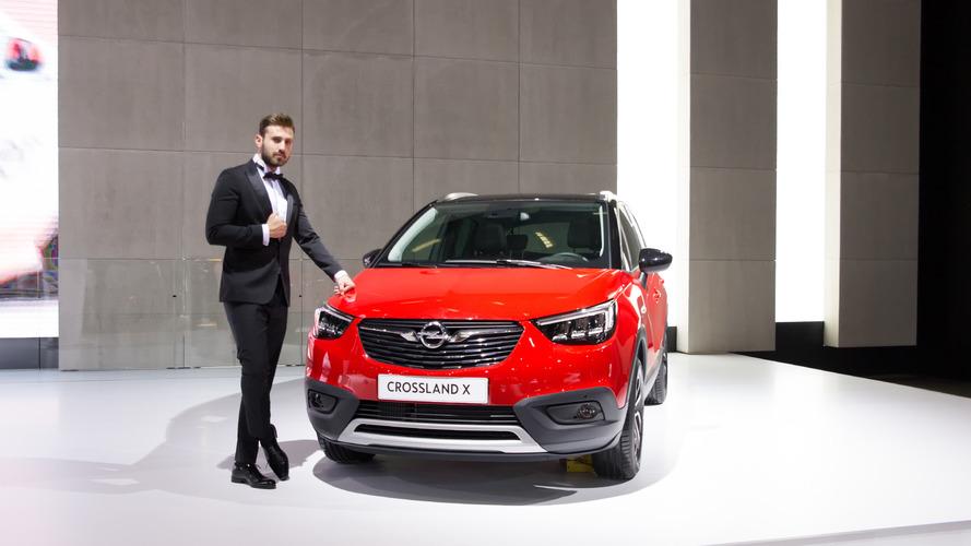 Opel Crossland X - 2017 İstanbul Autoshow
