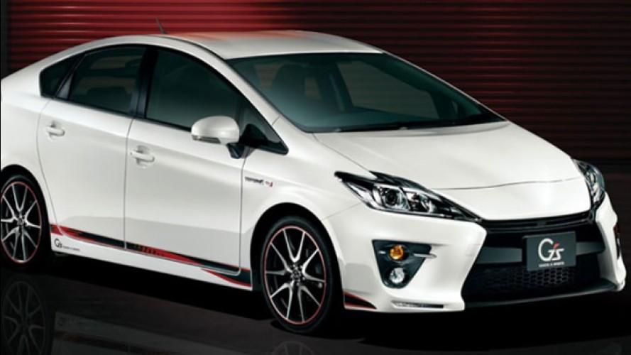 Híbrido: Toyota revela a versão esportiva Prius G