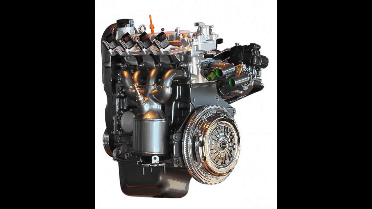 Volkswagen Fox passa a ser equipado com o Motor 1.0 TEC