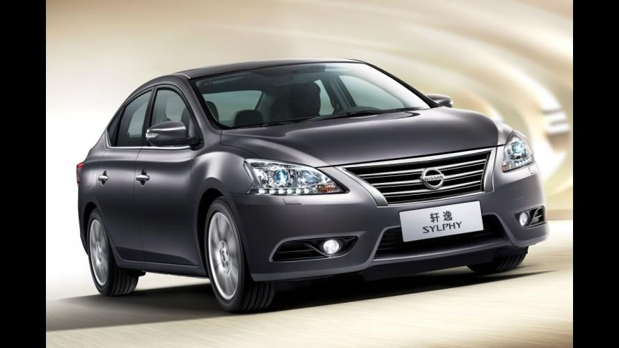 Veja a lista dos carros mais vendidos na China em julho de 2012