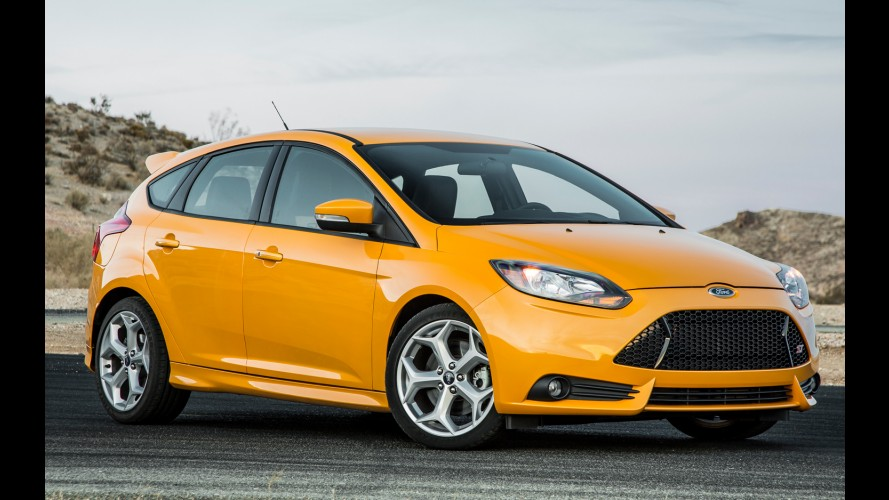 Ford mira no sucesso do Golf GTD e prepara Focus ST com motor a diesel