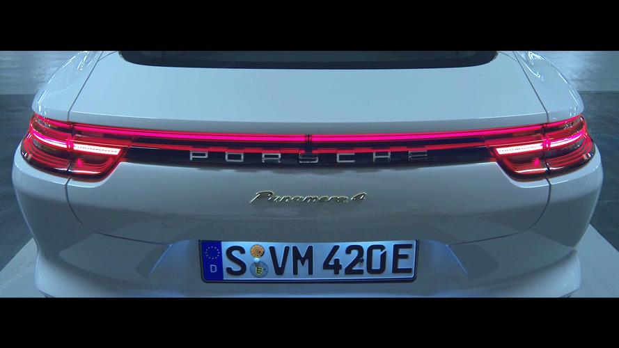 Porsche 919 Hybrid & Panamera 4 E-Hybrid en balade à London