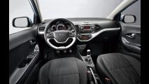 Kia divulga novas imagens oficiais do Novo Picanto 2012