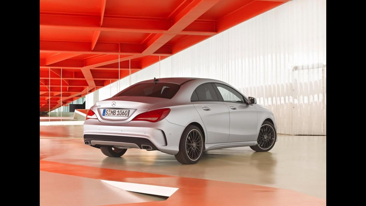 """Mercedes revela o futuro """"brasileiro"""" CLA em Detroit - Veja galeria de fotos"""