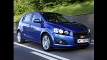 Chevrolet começa a planejar as novas gerações de Sonic e Spark