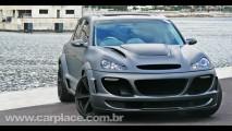 Porsche Cayenne Gemballa Tornado 750 GTS tem visual ultra-agressivo e motor V8 de 750cv!!