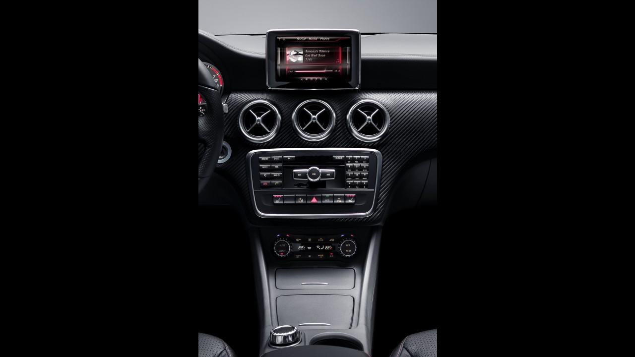 Mercedes-Benz revela primeiras imagens do interior da nova geração do Classe A