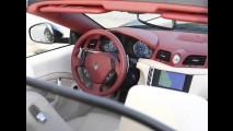 Maserati GranCabrio chega ao Brasil por R$ 880 mil - Conversível tem motor V8 de 446cv