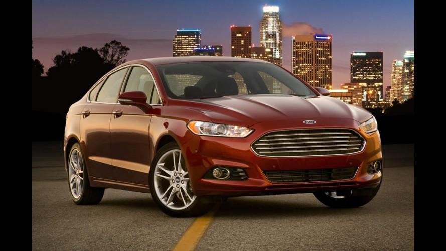 Fusion 2015 fica mais equipado e perde opção de câmbio manual nos EUA