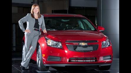 b206412f5ba Geral Mary Barra é nova CEO da GM e primeira mulher no mundo a liderar uma  montadora