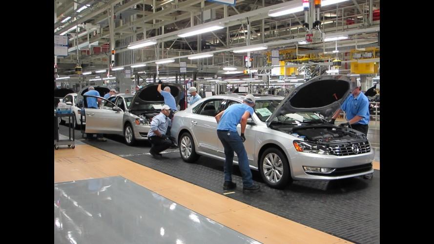 Estados Unidos devem produzir 16 milhões de carros em 2013