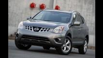 Nissan apresentará nova geração do crossover Rogue no ano que vem