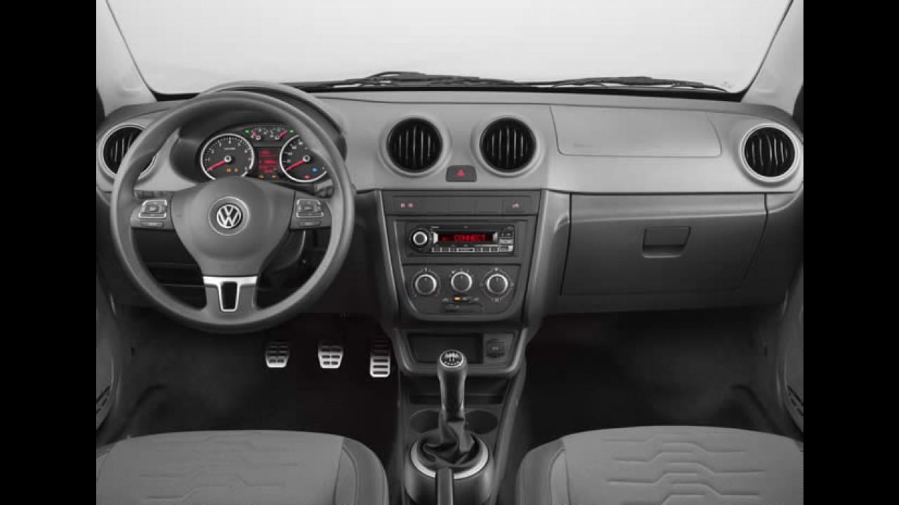 Saveiro Cross 2013 passa a contar com freios ABS e airbags de série - Seu preço é R$ 49.220
