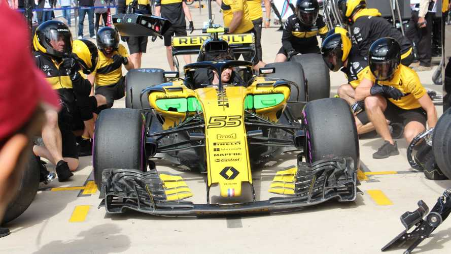 Infiniti And Renault Sport F1