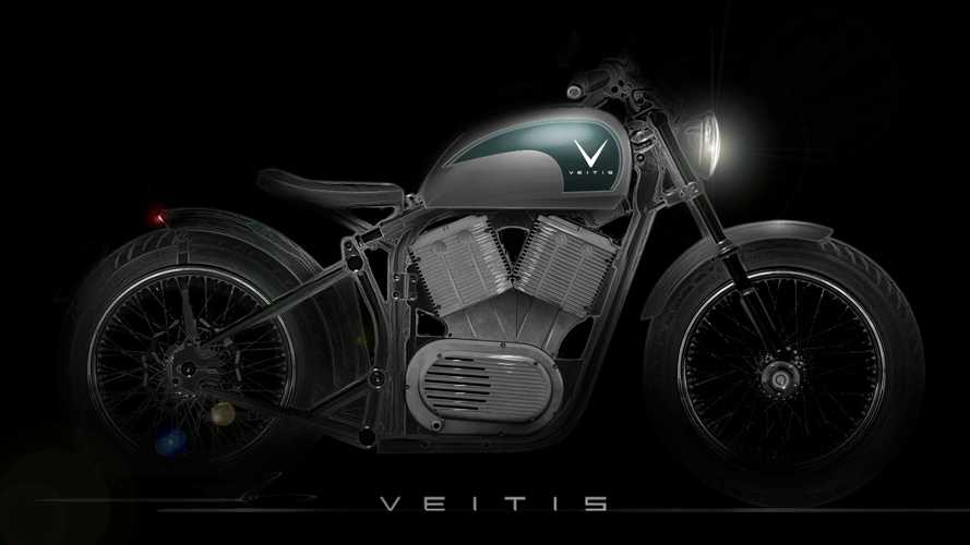 The Veitis Ev-Twin Is A Cool Electric Bobber