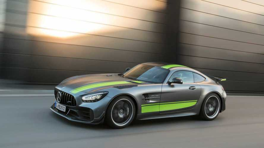 Mercedes-AMG GT R PRO, disfruta de una vuelta inolvidable a Nürburgring