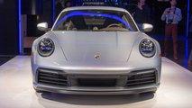 Nuova Porsche 911 Carrera S, le foto da Los Angeles