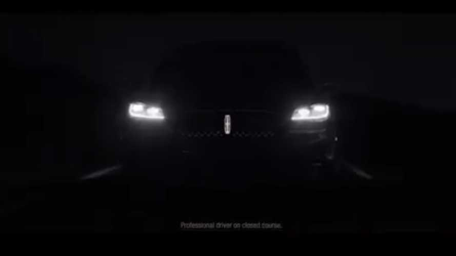 Lincoln Aviator Teased One Last Time Before Tomorrow's Debut