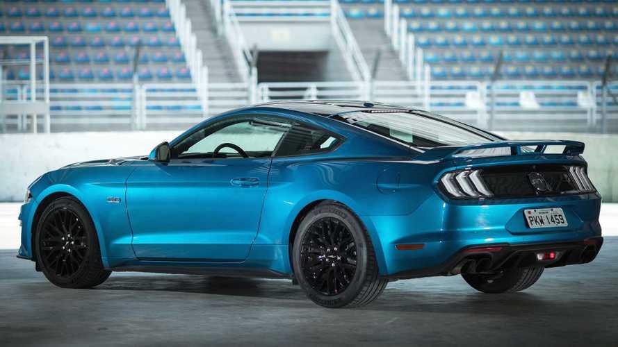 Ford Mustang 2019 chega com nova opção de cor e som da Bang & Olufsen