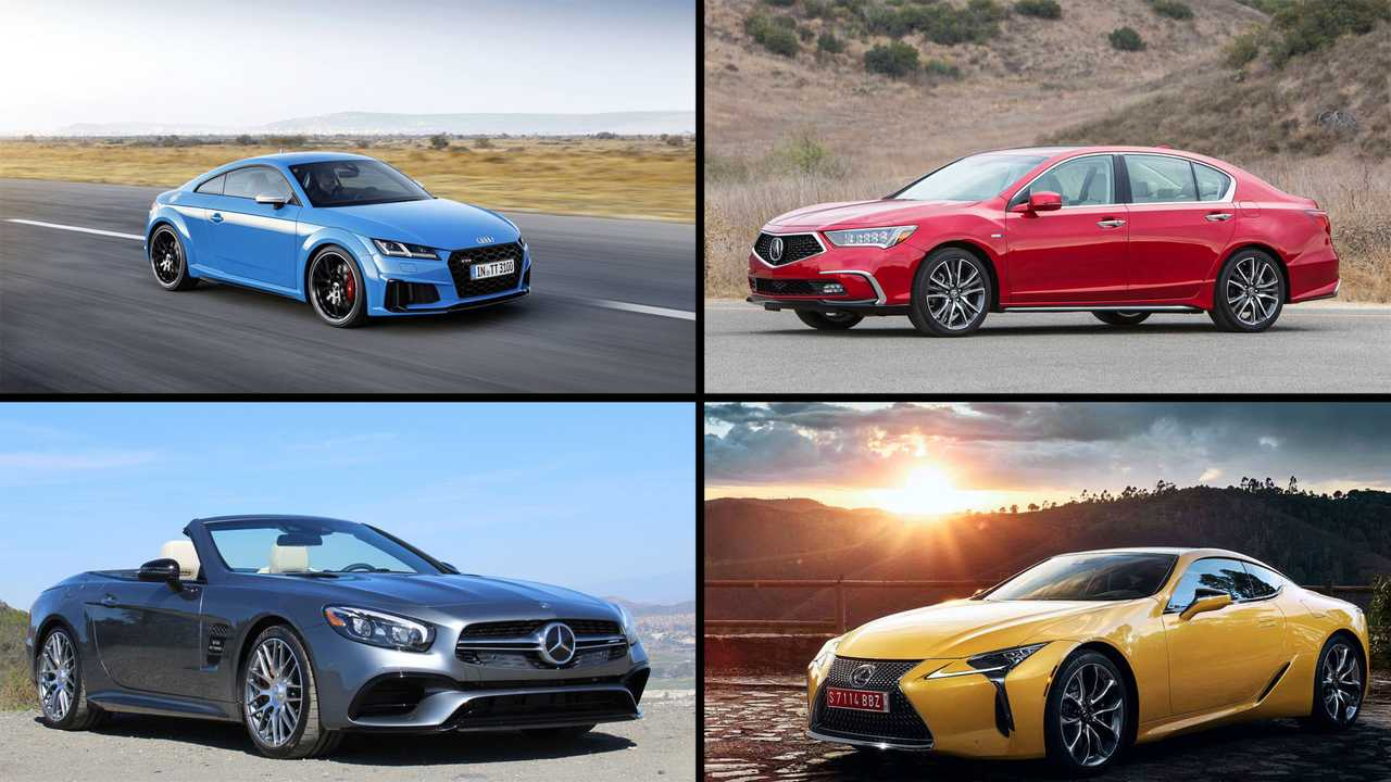 15 worst selling vehicles of 2018 so far