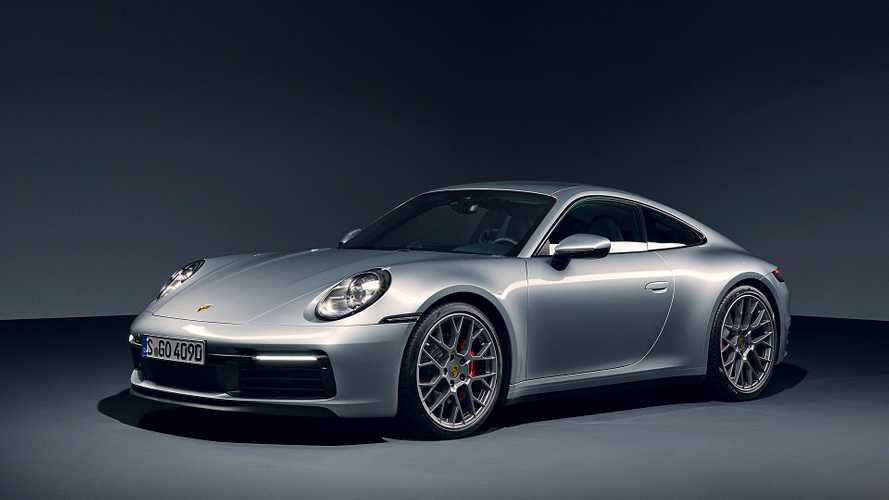 Porsche 911 Carrera S, Carrera 4S Finally Adds Manual Transmission