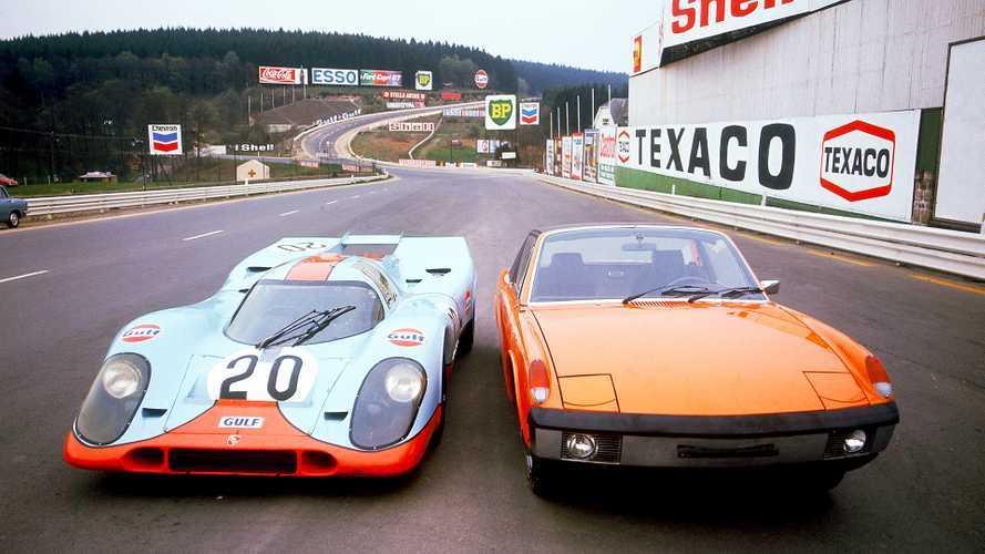 Porsche: Das gibt es 2019 zu feiern