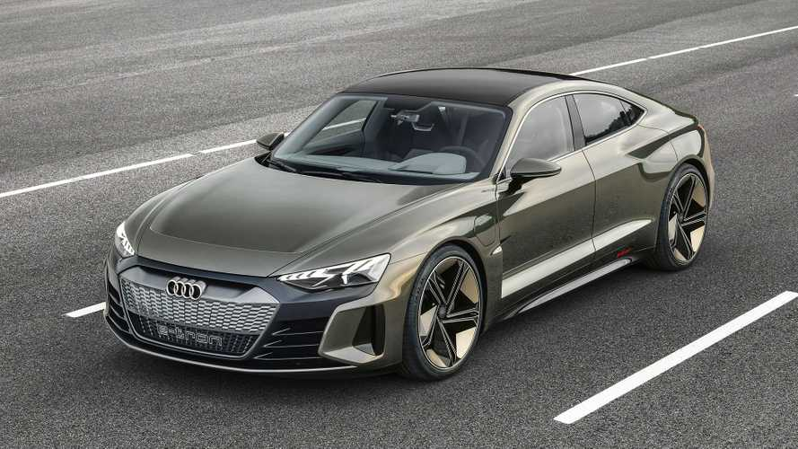 Audi E-Tron GT production model to debut at 2020 L.A. show