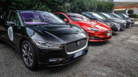 Tatsächliche Reichweite: Sechs Elektroautos im Test