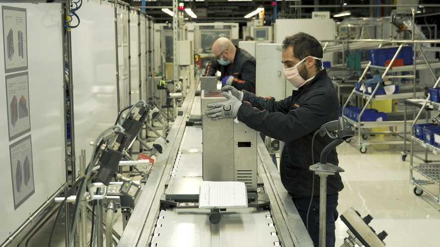 Seat produziert Beatmungsgeräte